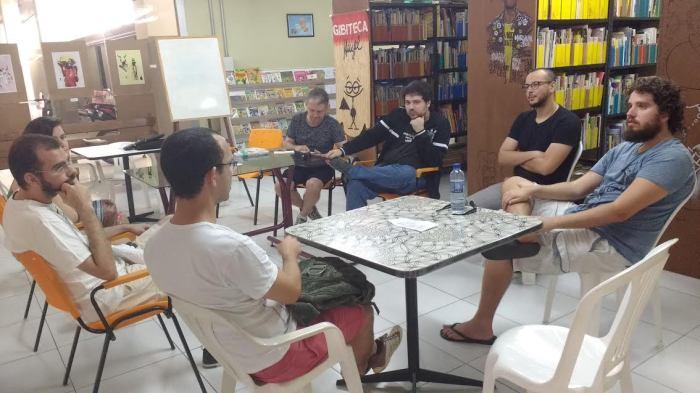 Funesc realiza mais uma edição do projeto Tertúlia HQ e inicia produção de quadrinho autoral