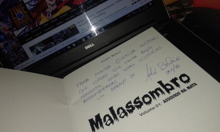 Malassombro, de André Balaio e Téo Pinheiro, resgata o medo nas ruas do Recife.