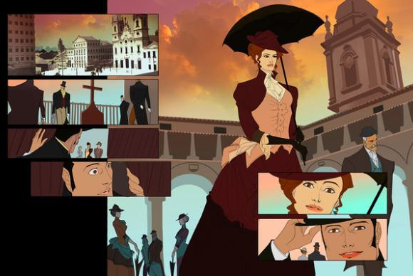 História em quadrinhos, literatura e exposição celebram a revolução pernambucana