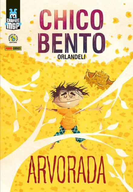 "Confira os Previews da Graphic MSP ""Chico Bento - Arvorada"""