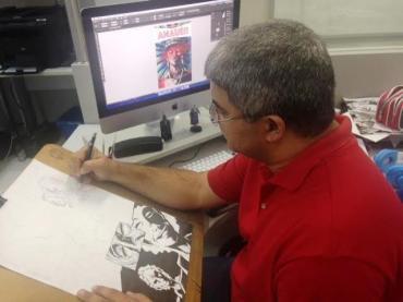 Ilustrador Potiguar lança HQ sobre Cultura Indigena na CCXP Tour Nordeste