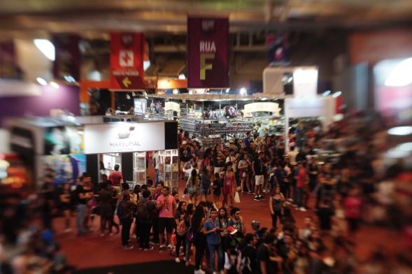 Mais de 54 mil pessoas participaram da CCXP TOUR NORDESTE