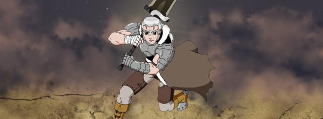 """Animação Nacional, """"Blizzard Symphony: A Lua do Caçador"""" busca apoio no catarse"""