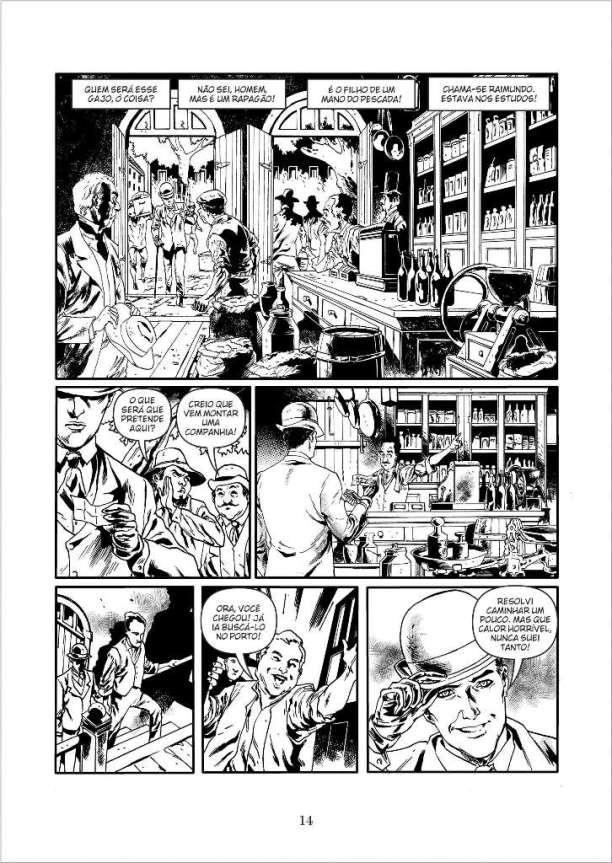 O Mulato, de Aluísio Azevedo, ganha adaptação em Quadrinhos.